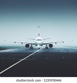 aircraft clear to take off
