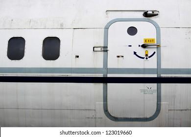 Aircraft door