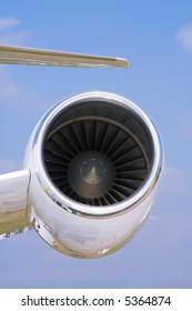 aircraft jet engine