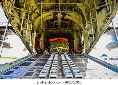 Aircraft, military transport aircraft.