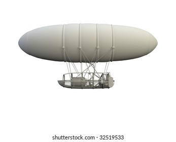 aircraft on the white background