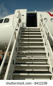Airplane Ramp