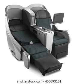 airplane seat business