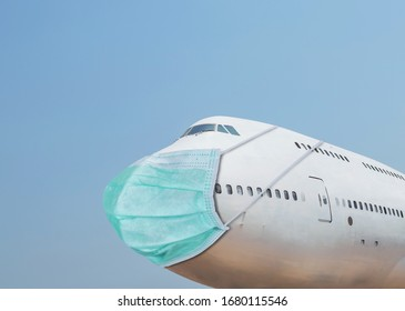 Face Mask Airplane Images, Stock Photos & Vectors | Shutterstock