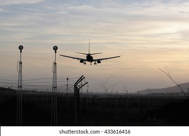 airpor landing