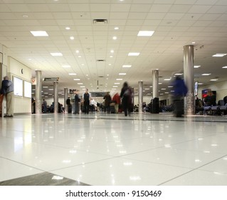 airport concourse