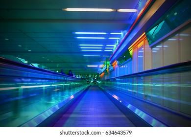 Airport Lightshow