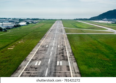 Airport Runway View