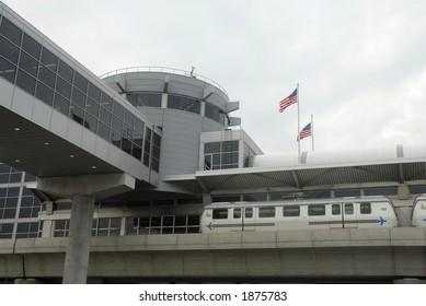 airport tram