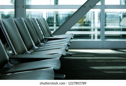 Airport Waiting Room