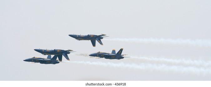 Airshow at pensacola, FL