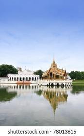 Aisawan Dhiphya-Asana Pavilion at Bang Pa-In Palace, Ayutthaya