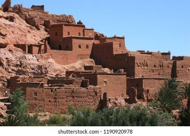 Ait Ben Haddou, Morocco, Africa