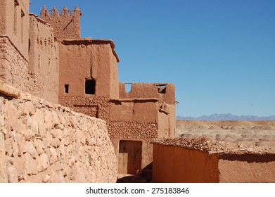 Ait Benhaddou,fortified city in Morocco