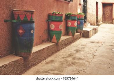 Ait-Ben-Haddou (Aït Benhaddou), Morocco