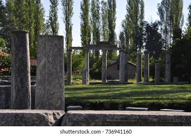 Aizanoi and the history