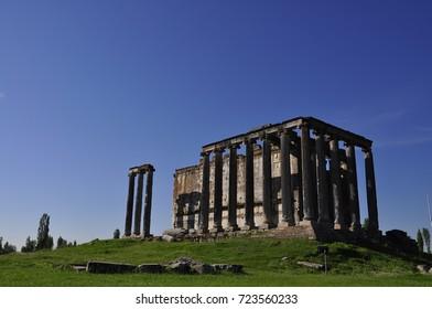 Aizanoi - Zeus - Temple