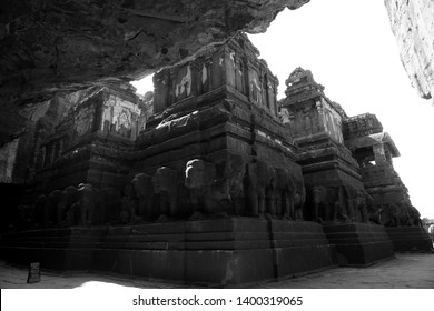 Ajanta Ellora caves of India