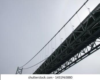 Akashi Kaikyō Bridge / Akashi, Kobe