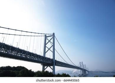 Akashi Channel, Japan