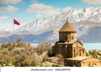 Akdamar Island, Van, Turkey