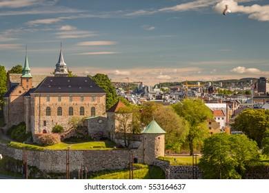 Akershus Fortress Oslo Norway