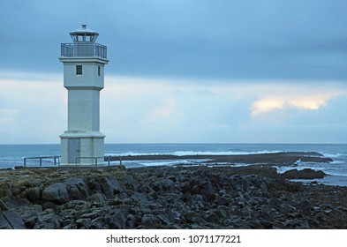 Akranes lighthouse - Iceland
