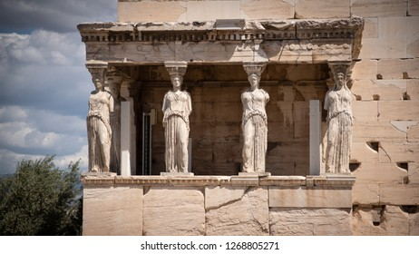Akropolis Antiquity Athens