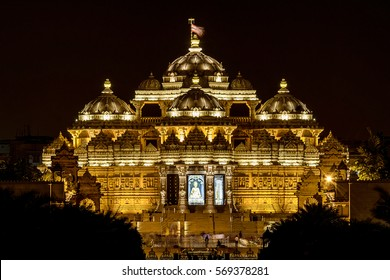 The Akshardham Temple