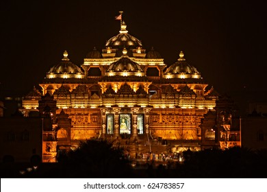 Akshardham Temple, Delhi, India