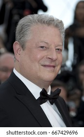 Al Gore attends 'The Killing Of A Sacred Deer' screening during the 70th annual Cannes Film Festival at Palais des Festivals on May 22, 2017 in Cannes, France.