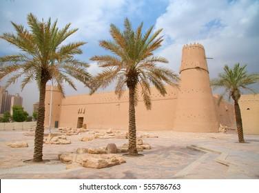 サウジアラビア、リヤド市のアルマスマク砦