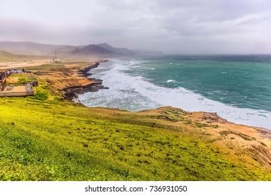 Al Mughsayl Beach, Salalah, Oman