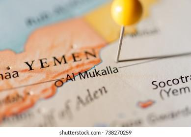 Al Mukalla, Yemen.