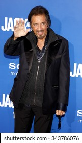 """Al Pacino at the World Premiere of """"Jack and Jill"""" held at Regency Village Theater in Westywood, California, United States on November 6, 2011."""