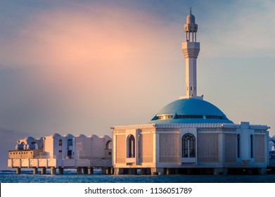 Al Rahmah mosque Jeddah Saudi Arabia