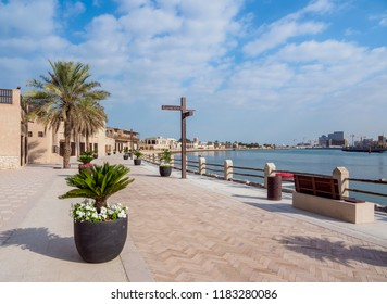 Al Shindagha Heritage Village, Dubai, United Arab Emirates