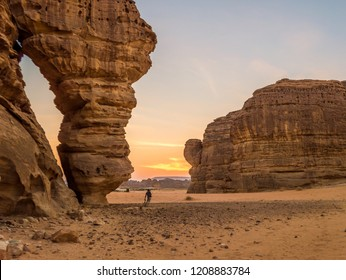 Al Ula Historical City of Madinah, Madain Saleh, Saudi Arabia