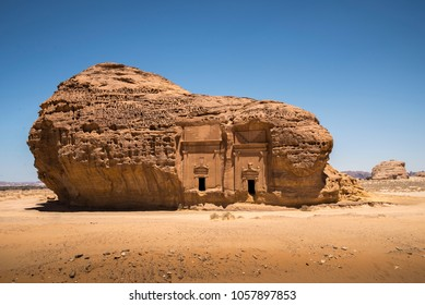 Al Ula Rock - Saudi Arabia