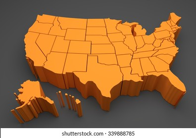 Us Map County Stock Photos, Images & Photography | Shutterstock