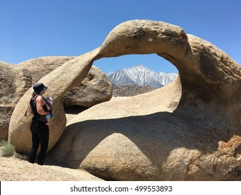 alabama hills, lone pine, usa