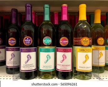 Barefoot Wine Red