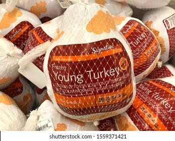 Frozen Turkey Hd Stock Images Shutterstock