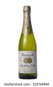 Martinelli S Sparkling Cider Hd Stock Images Shutterstock