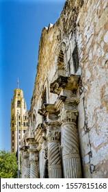 Alamo Mission Hotel San Antonio Texas.