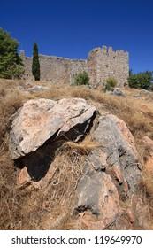 Alanya fortress tower, Turkey