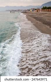 Alanya Mahmutlar Beach