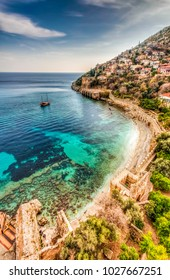 Alanya Town of Antalya Province in Turkey