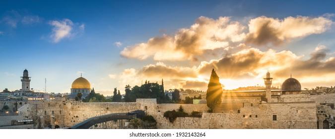 Al-Aqsa Mosque - Jerusalem - Dome of the Rock