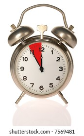 Alarm clock (at the eleventh hour)
